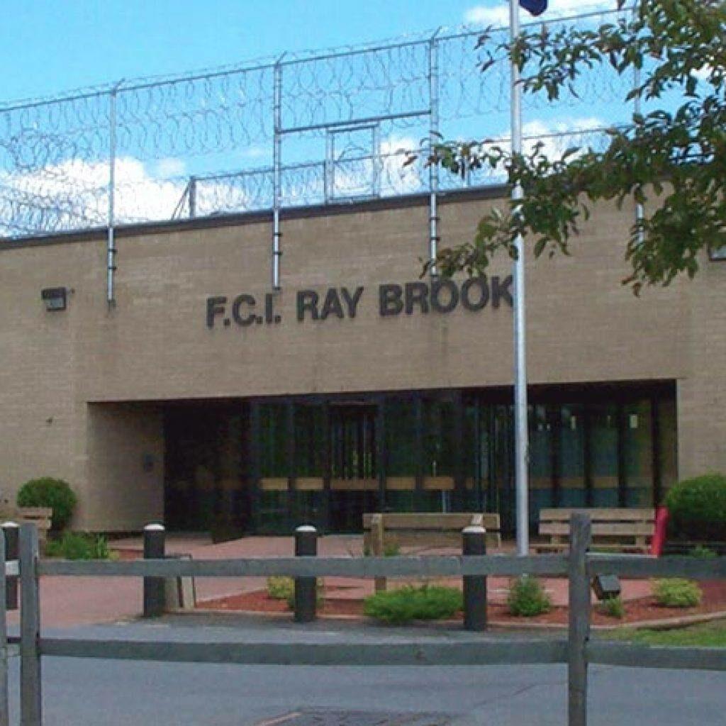 RAY BROOK FCI