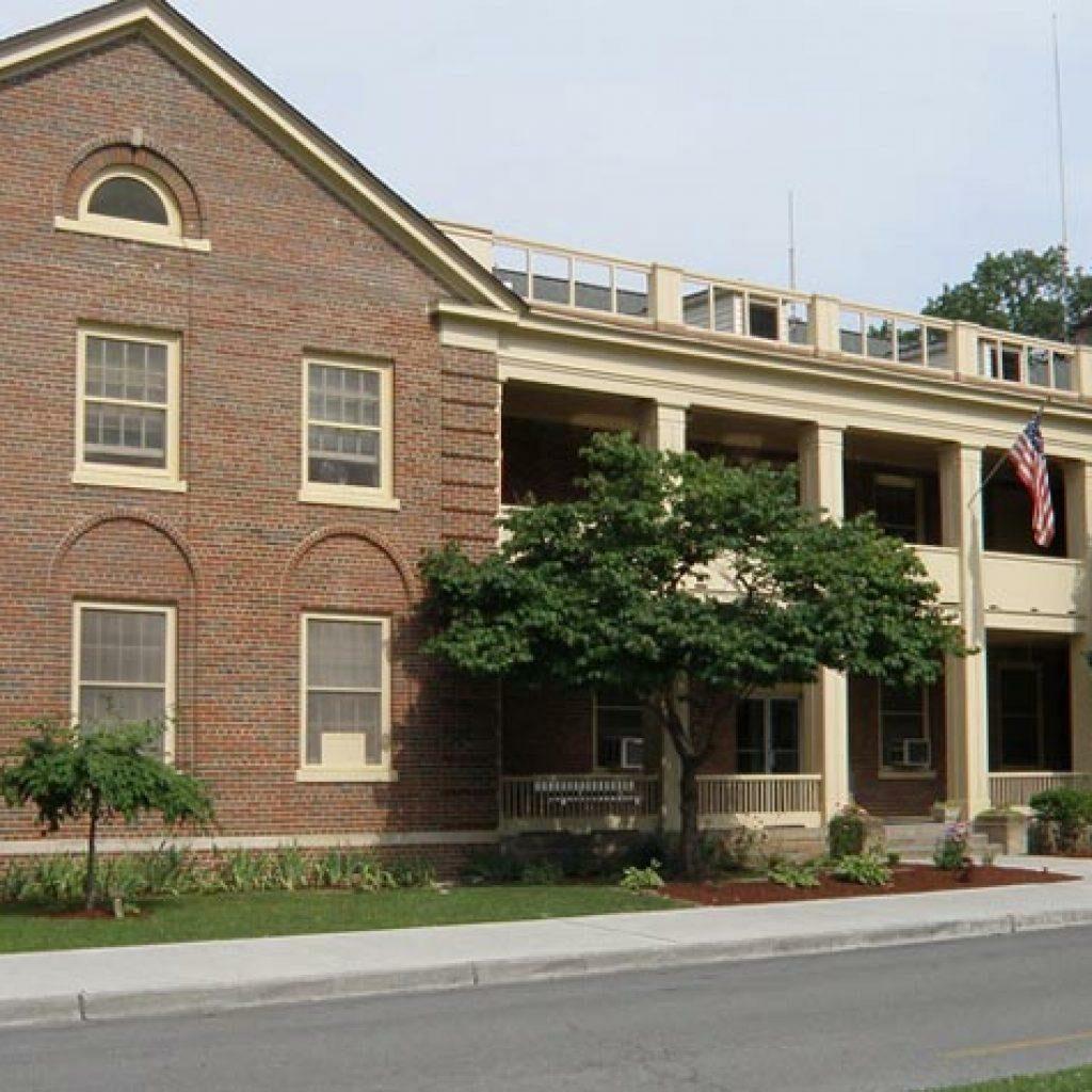 Alderson Federal Prison Camp