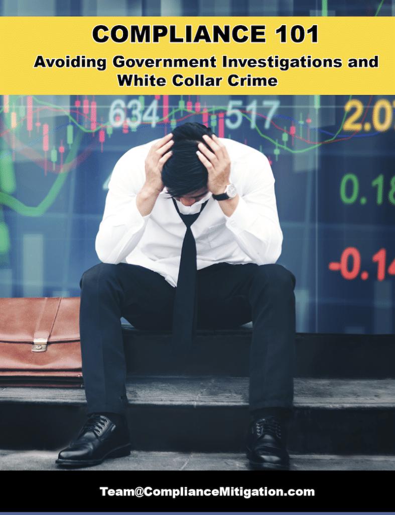 Avoiding White Collar Crime